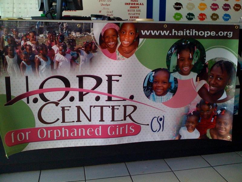 Hope Center Banner