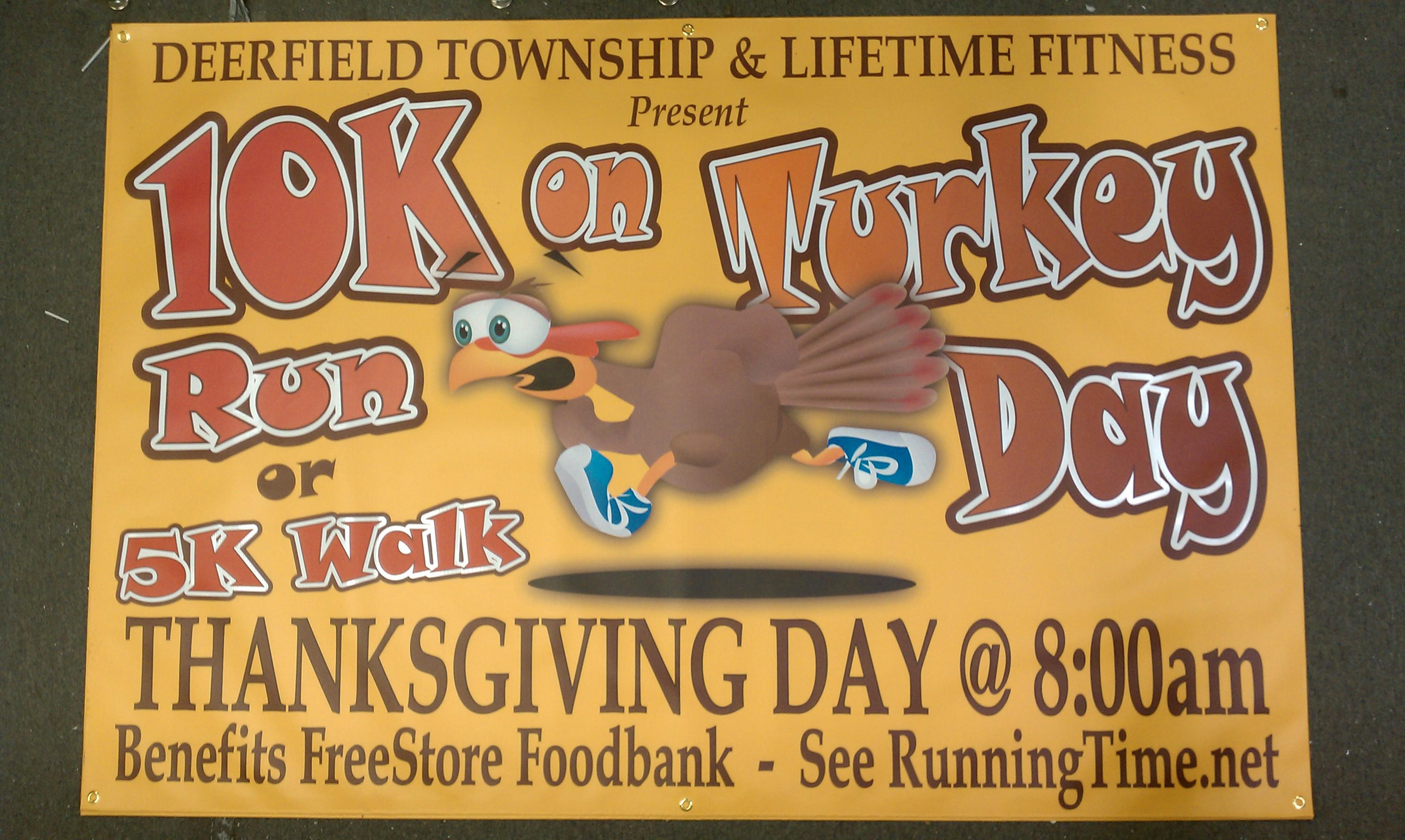 Turkeyfoot banner