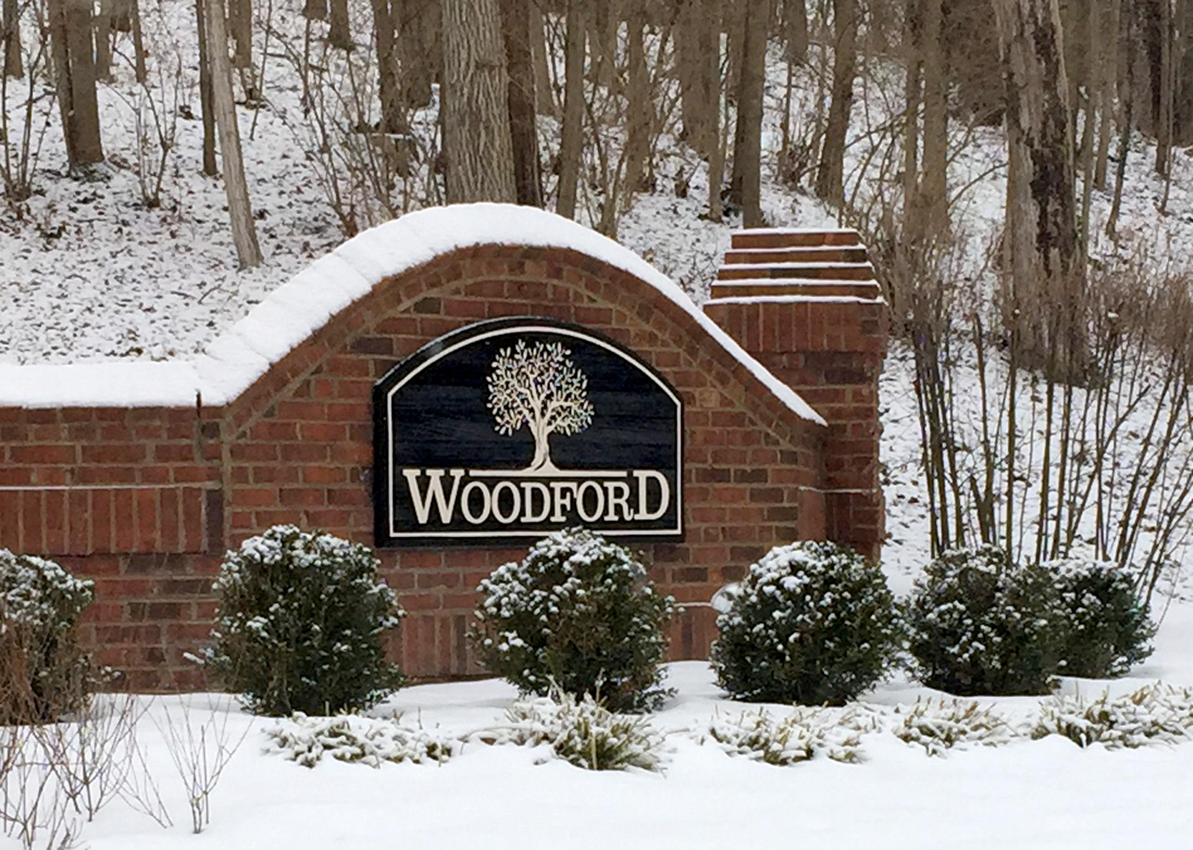 Woodford Blasted HDU
